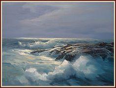 Philip Shumaker  Seascapes