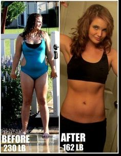 I was shocked when I lost 12 pounds in 3 weeks!