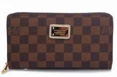 Louis Vuitton wallet has unique style and good quality, using high quality leather, it is your first choice!