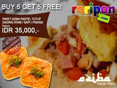 Buy 5 Get 5 Free!! only in www.roripon.com