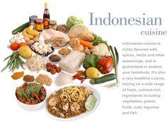 i like indonesian food <3