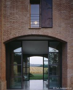Casa unifamiliare in Cantone - 2003 - Projects - Projects - Park Associati | Architecture and Design