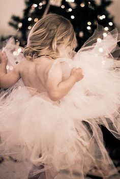 Getting away with a tutu.
