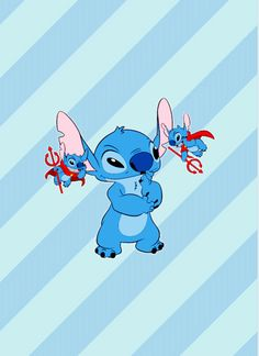 Stitch is awesome!