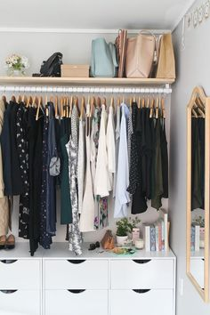 jillgg's good life (for less) | a west michigan style blog: free for all friday: how to clean out your closet (once and for all)!
