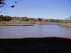 Lago em Tuiuti