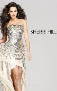 Sherri Hill dresses-one of my favorite pieces