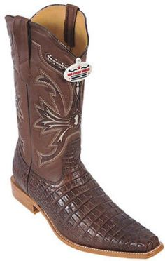 6b19e12109 Marrón Cowboy Classics Botas occidentales para Hombres en 199 dólares Tipos  De Botas