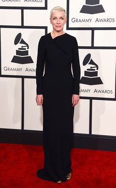 Annie Lennox at the Grammys 2015