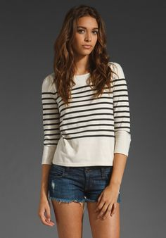 Juicy Couture Stripe Sweater