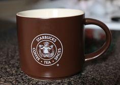 NEW Pike Place Market First Starbucks Store Mug Seattle WA 14oz FREE SHIPPING!