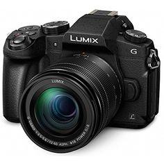 Panasonic LUMIX DMC-G85MK 4K Mirrorless Interchangeable Lens Camera Kit, 12-60mm Lens, 16 Megapixel (Black)