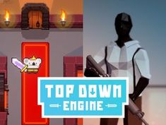 Use TopDown Engine from More Mountains to elevate your next project. Find this & more Systems and templates on the Unity Asset Store. Unity Games, Unity 3d, Top Down Game, Unreal Engine, Game Assets, Star Citizen, Terms Of Service, The Creator, Engineering