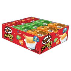 Pringle Flavors, Potato Chip Flavors, Chips Brands, Cheese Chips, Potato Crisps, Sour Cream And Onion, Aesthetic Food, Food Cravings, Cheddar Cheese