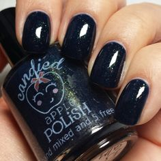 All Is Calm: Hand Mixed 5 Free Indie Polish by CandiedApplePolish
