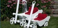 Red Wagon For Wedding: Wagon for Wedding Pictures Wagon For Wedding, Baby Wedding, Wedding Stuff, Wedding Ideas, Dream Wedding, Flower Girl Wagon, Flower Girls, Ring Bearer Wagon, Kids Wagon