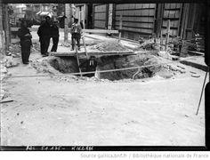 Rue Drouot [Paris, 9e arrondissement, dégâts dûs aux bombardements de la nuit du 30 au 31 Janvier 1918] : [photographie de presse] / [Agence Rol] - 1