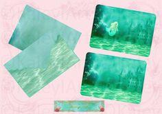 Rosen Rot Kuvert mit 2 Karten 10x15cm 4x6 Zoll Einladung