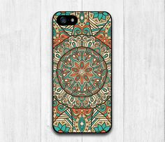 Eastern Floral Mandala iPhone 5 case iphone 5 cases by iCaseBeauty, $6.99