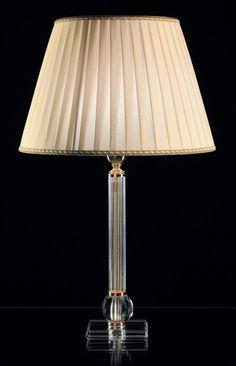 OR Lampada da tavolo in vetro soffiato 101/LG OL c