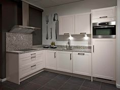 Ideeen Keuken Kleine : Beste afbeeldingen van kleine keuken home kitchens kitchen