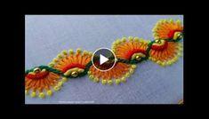 brazilian embroidery for beginners Brazilian Embroidery Stitches, French Knot Embroidery, Hand Embroidery Flowers, Hand Embroidery Tutorial, Hand Embroidery Stitches, Hand Embroidery Designs, Beaded Embroidery, Sewing Stitches, Embroidery For Beginners