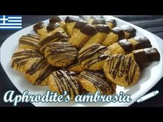 An easy fasting recipe for delicious crunchy orange cookies with sesame seeds and dark chocolate. Orange Cookies, Waffles, French Toast, Almond, Seeds, Food And Drink, Chocolate, Breakfast, Easy