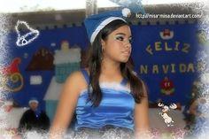 blue girl by MiSA-MiiSA.deviantart.com