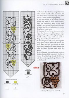 Gallery.ru / Фото #100 - закладки и что может быть ими - irisha-ira