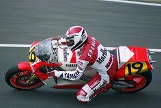 Freddie Spencer , Marlboro Yamaha Agostini 1989