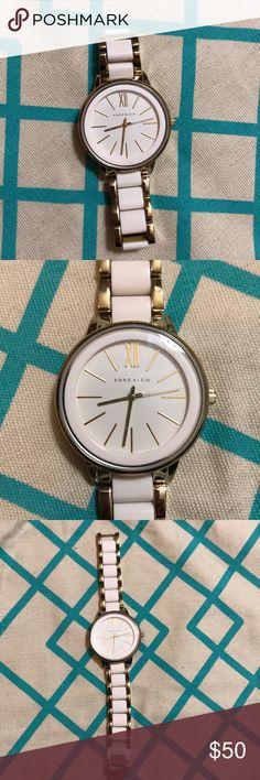 I just added this listing on Poshmark: Anne Klein watch. #shopmycloset #poshmark #fashion #shopping #style #forsale #Anne Klein #Accessories