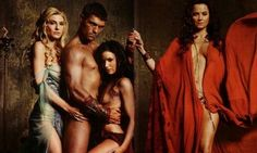 Spartacus is a television series produced in New Zealand that showed on Starz. Here is a list of top 5 Spartacus scenes, dedicated to the epic tv show. Tv Shows, Templer, Spartacus Vengeance, Movie Posters, Tops, Den, Film Poster