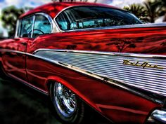'57 Chevy Bel Air by i-foton