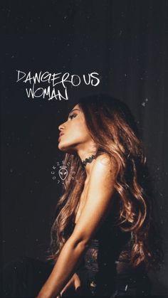 Image Result For Ariana Grande Lockscreen Dangerous Woman Tour