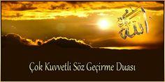 """Birine yada birilerine sözünü geçirmek için ve dileğinin kabul ve makbul olması için her sabah akşam 19 defa """"Besmele"""" ile okumaya devam edin… Bismillahirrahmanirrahim.. Ferdün hayyün kayyûmün hakemün adlün kuddûsün.İnnellâhe kâne semiy'an aliyma Karma, Allah, Doilies, Istanbul, Prayer, Culture, God"""