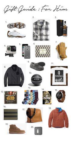 Fresh Best Gifts 2016 for Men