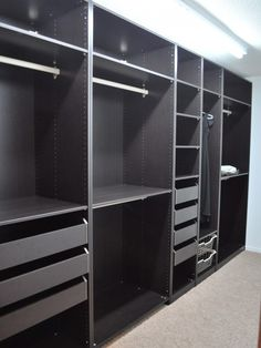 Pax Wardrobe Design, Pictures, Remodel, Decor and Ideas - page 2