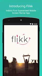 Flikk: Stories On Lock Screen- screenshot thumbnail