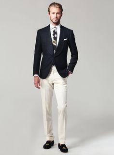2013 CFDA/Vogue Fashion Fund Finalist:Ovadia  Sons
