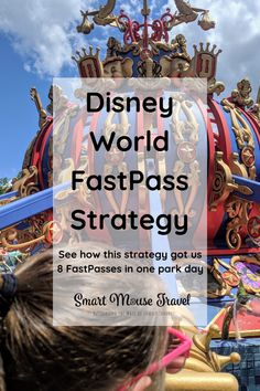 Our Disney World FastPass strategy helps you have more fun and less waiting in line at Disney. We use these FastPass tips on all our Disney World trips. Disney World Florida, Disney World Parks, Walt Disney World Vacations, Disney World Resorts, Disney Travel, Disney World Tips And Tricks, Disney Tips, Disney Ideas, Disney Magic