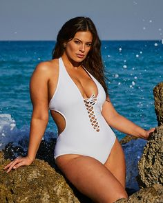 befd93e829e 30 Best Essentials: Ashley Graham x Swimsuits For All images in 2019 ...