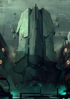 'Victus Ship' by Reza Ilyasa