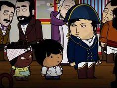 Historia argentina - La Asombrosa Excursión de Zamba en la Casa de Tucumán - YouTube