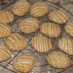 Banana Cake Cookies Allrecipes.com