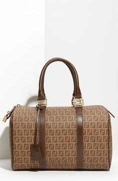 Fendi 'Forever Boston' Satchel available at #Nordstrom