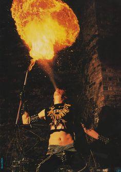 Quorthon of Bathory