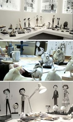From Tim Burtons new movie Frankenweenie.  Pretty awesome