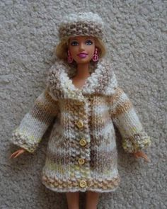 THis reminds me of my Grandma Bower who always made me Barbie clothes! I need to find where they all are:)