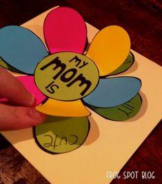 mothers day kids crafts 10 einfache Bastelideen zum Muttertag fr Kinder und Erwachsene Source by - Kids Crafts, Easy Mother's Day Crafts, Mothers Day Crafts For Kids, Diy Mothers Day Gifts, Crafts For Teens, Preschool Crafts, Diy Gifts, Fathers Day, Simple Crafts