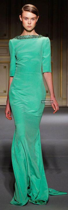 Farb- und Stilberatung mit http://www.farben-reich.com/ Georges Hobeika Couture Collection Spring 2013